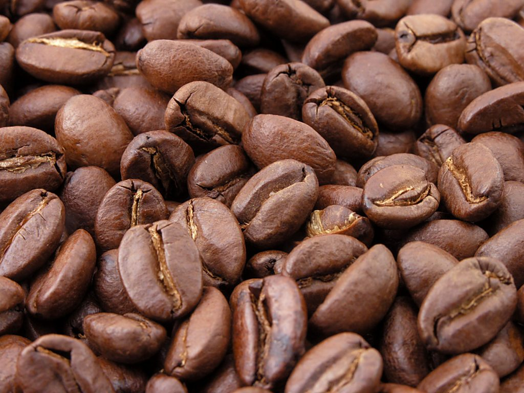 Information about coffee beans